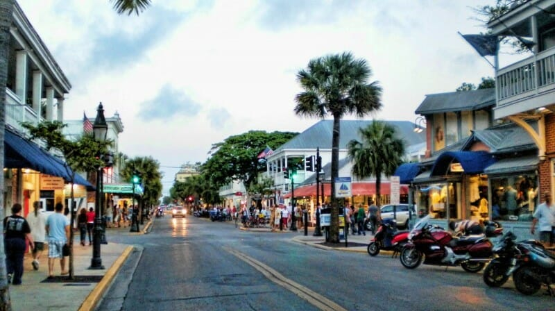 Duval Street - Key West Florida West Tour